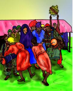 Celebration Digital Art by Adeleke Saheed