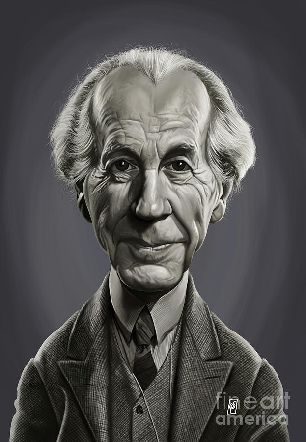 Celebrity Sunday - Frank Lloyd Wright by Rob Snow
