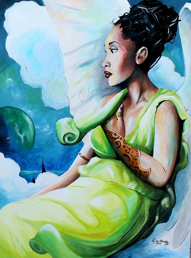 Celestial Hope by Henry Blackmon