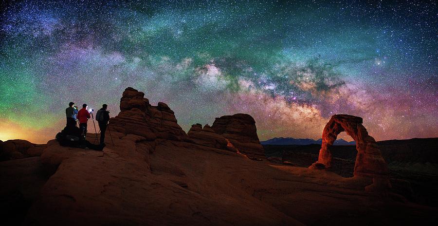 Celestial Prelude Photograph