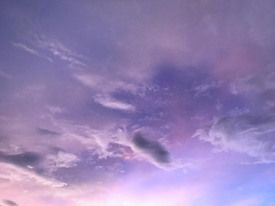 Celestial Skies Photograph