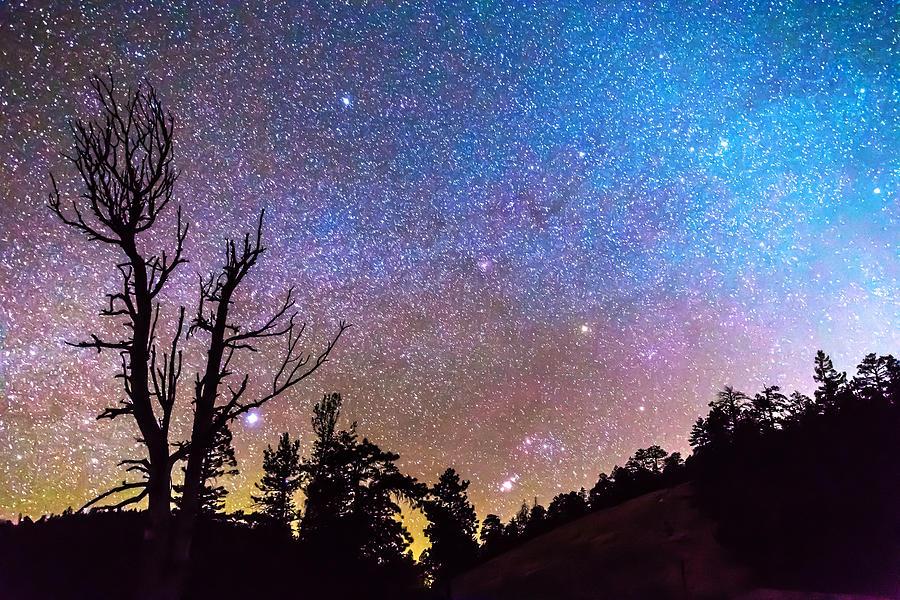 Celestial Universe Photograph