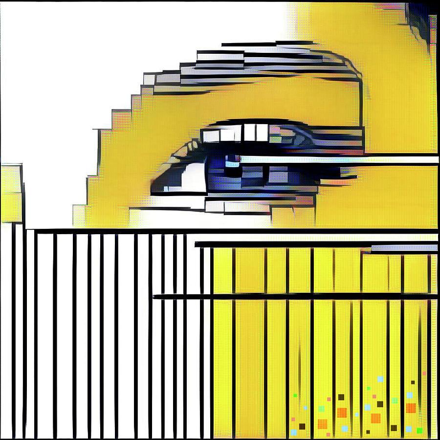 Cellmate Photograph - CellMate 9504 by Carol Leigh