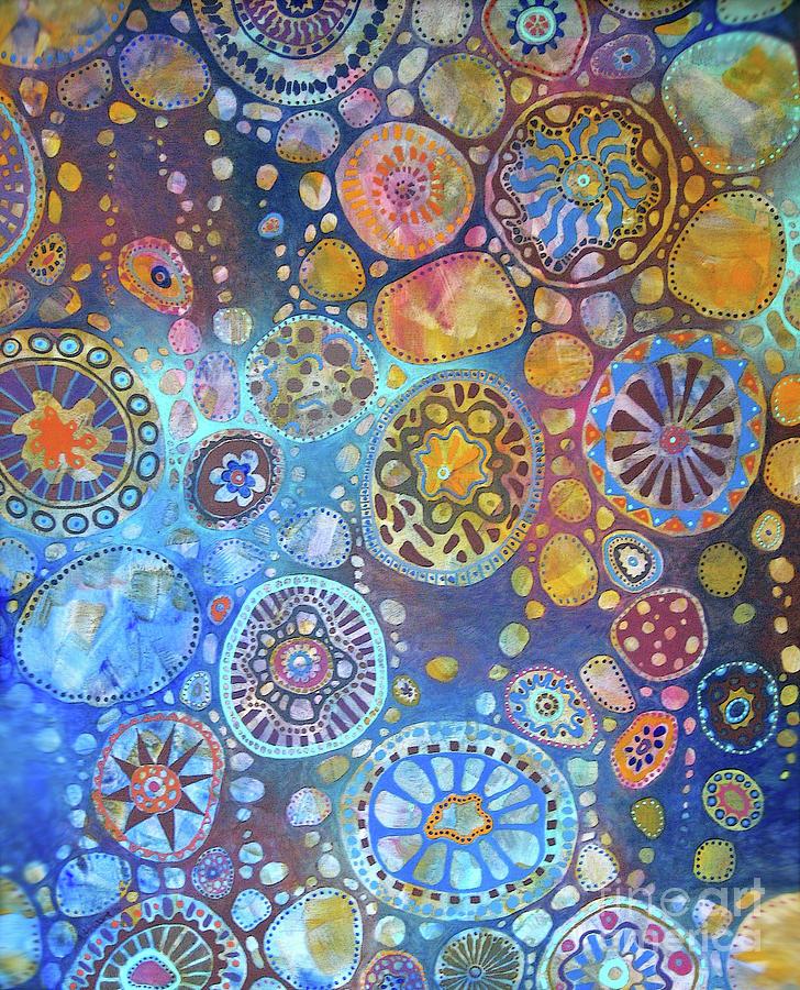 Cellular Fantasy I by Anne Havard