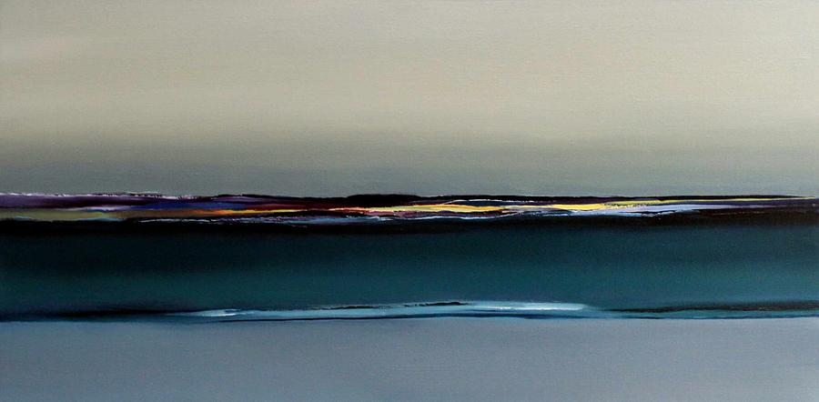 Abstract Painting - Celtic Sea by Ronald Dykes