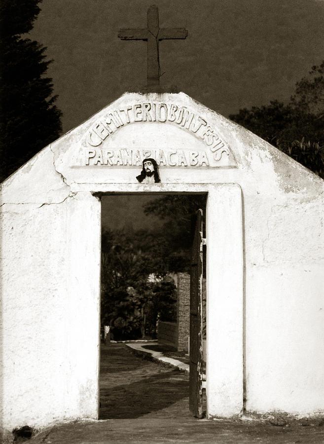 Cemetery Photograph - Cemetery by Amarildo Correa
