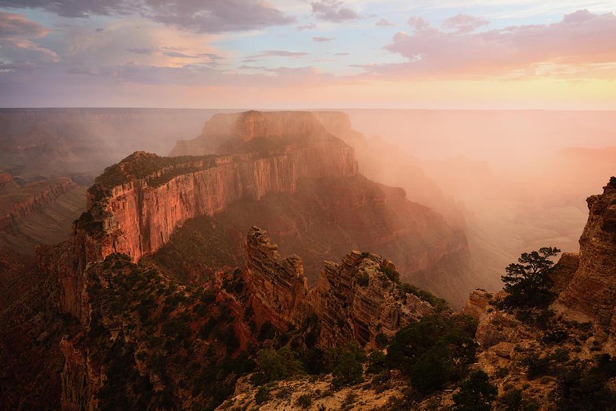 Arizona Photograph - Centennial Sentinel by Adam Schallau