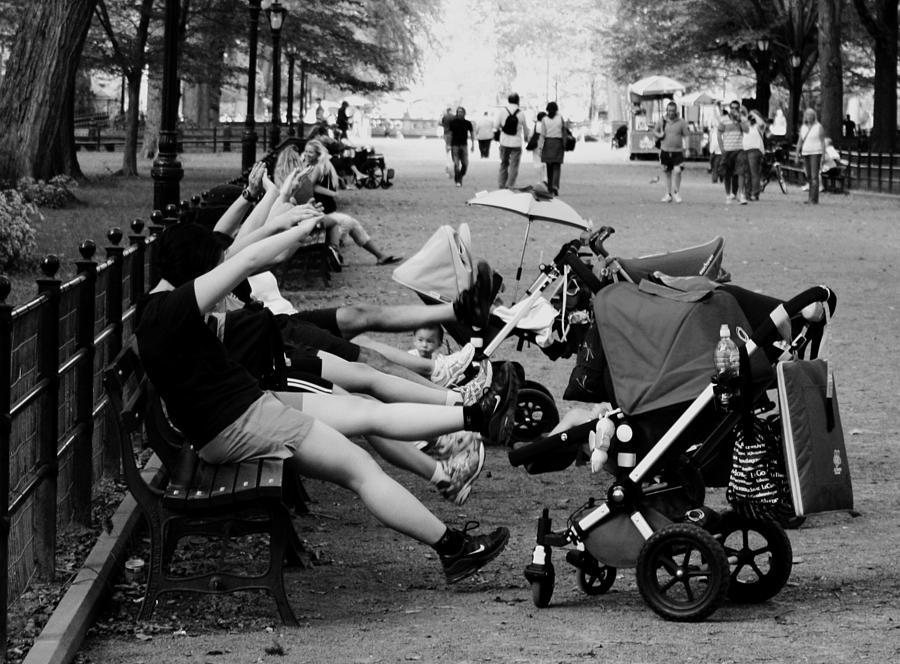 Cities Photograph - Central Park New York City by Mark Ashkenazi