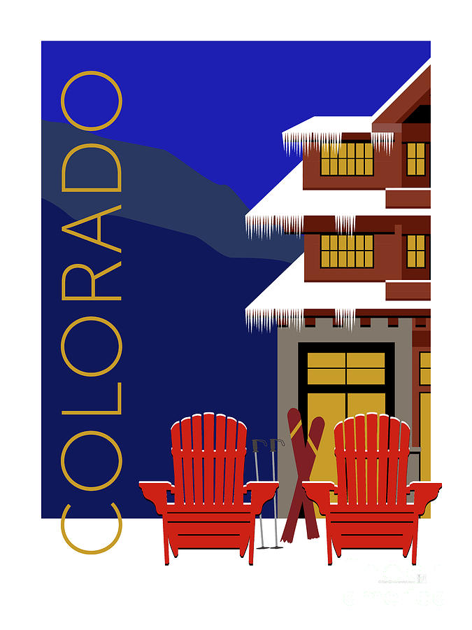 COLORADO Chairs by Sam Brennan