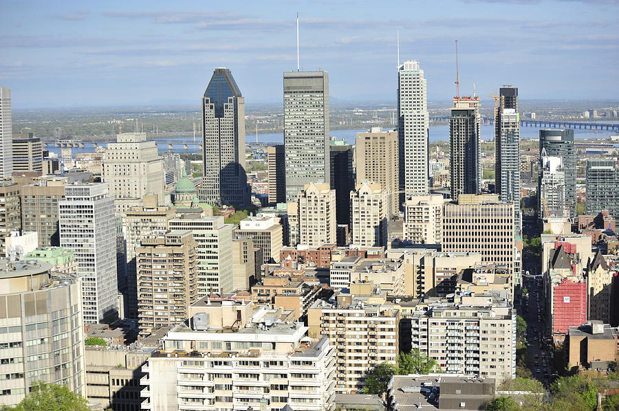 Chalet Du Montreal II Photograph
