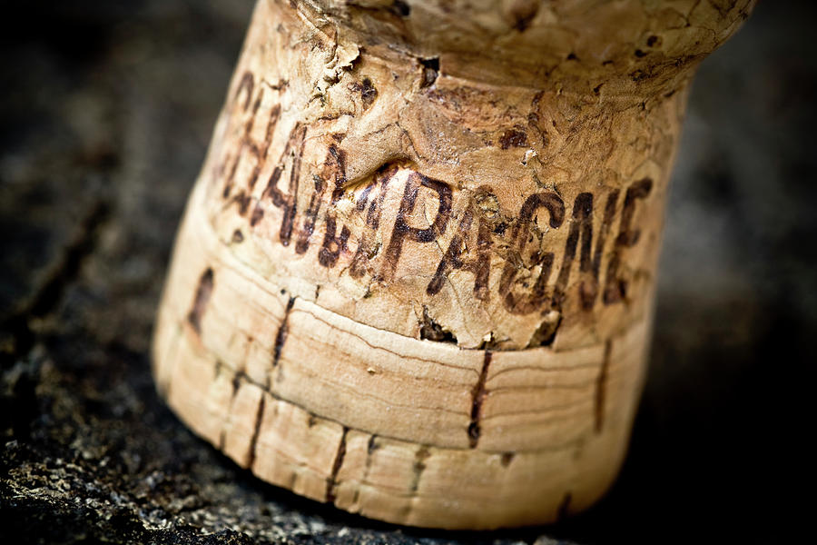 Champagne Photograph - Champagne by Frank Tschakert
