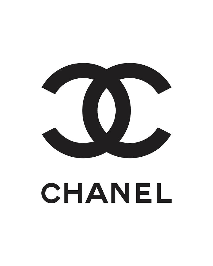 Chanel Digital Art - Chanel - Black And White 04 - Lifestyle And Fashion by TUSCAN Afternoon