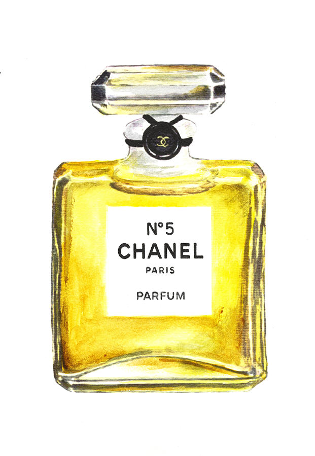 Chanel Bottle Bottle Designs