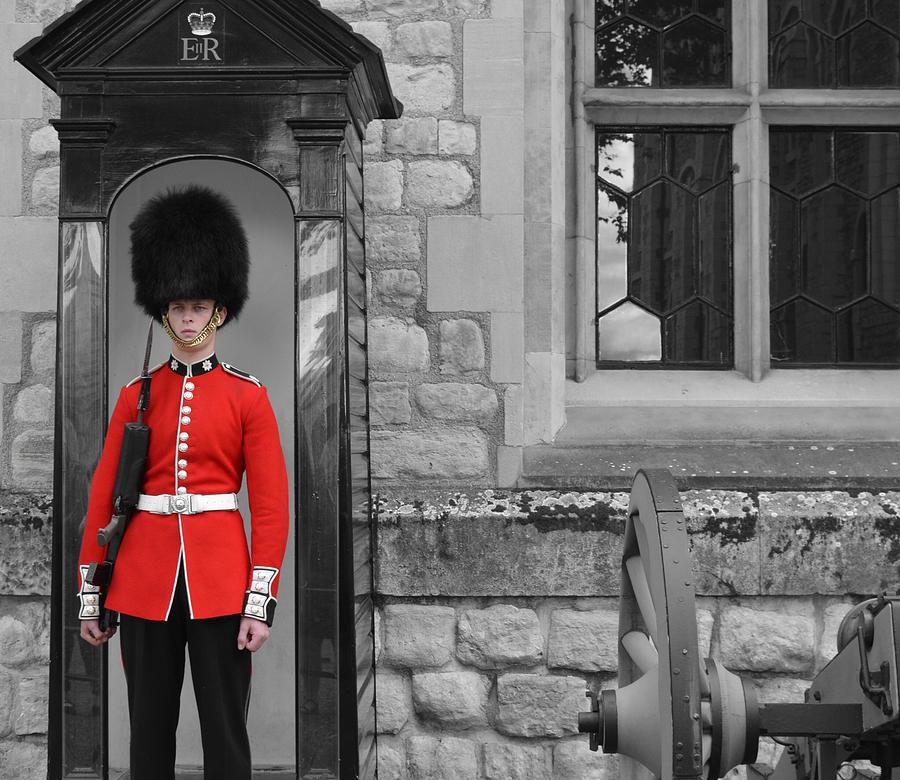 Changing of the Guard by Chris Alberding