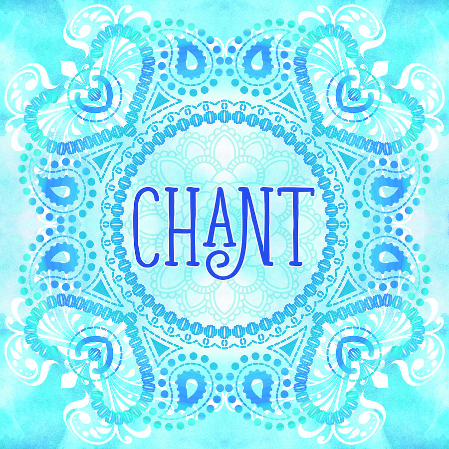 Chant Digital Art - Chant by Tammy Wetzel