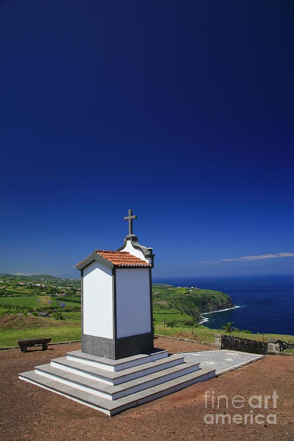 Azores Islands Photograph - Chapel by Gaspar Avila