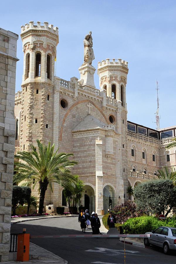 Chapel of Our Lady of Jerusalem by Alex Vishnevsky