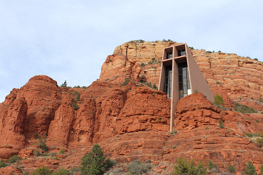 Chapel of the Holy Cross by Samantha Delory