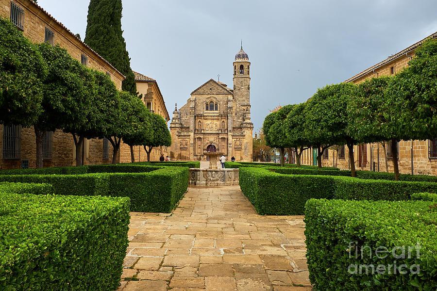 Chapel Photograph - Chapel. Sacra Capilla del Salvador. Jaen. Spain. 1536 by Guido Montanes Castillo