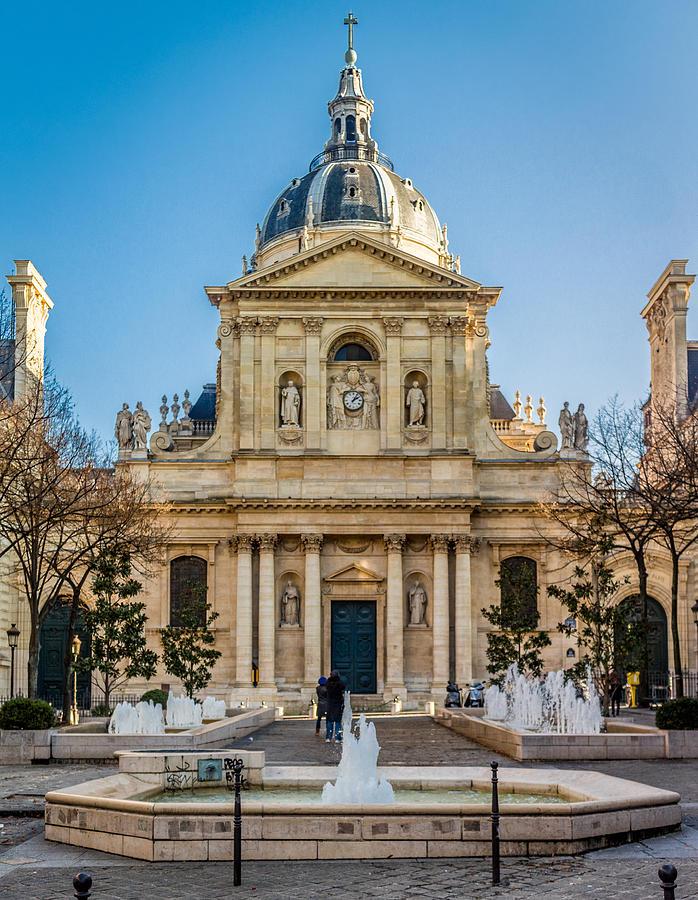 летние парижский университет фото него