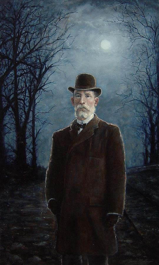 Long Island Painting - Charles A. Squires by James Berger