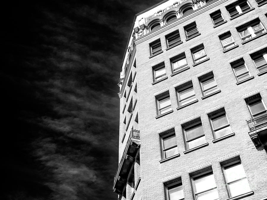 Building Photograph - Charleston Angles by John Rizzuto