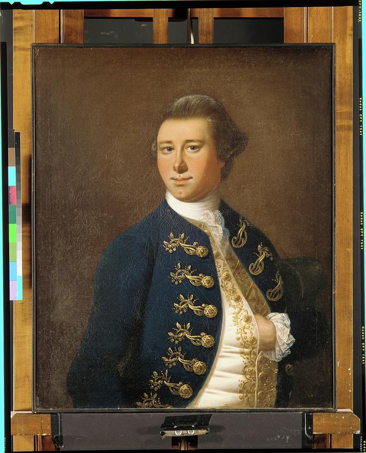 John Dart Painting - Charleston by MotionAge Designs