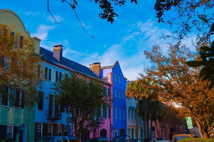 Charleston Photograph - Charleston, Sc by Angela Sherrer