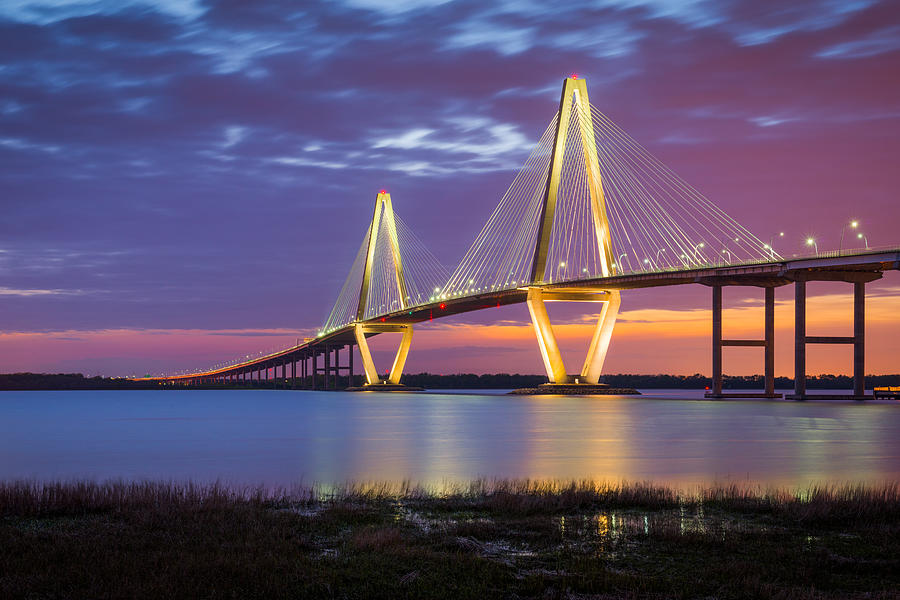 James Island Bridge Charleston Sc