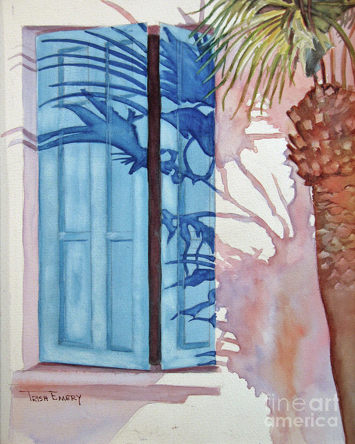 Charleston Shadows by Trish Emery