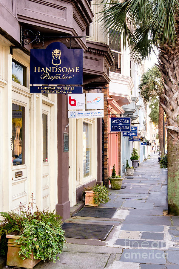 Clothing stores charleston sc