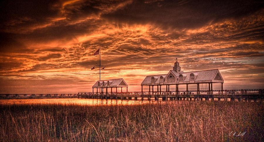 Charleston Photograph - Charleston View by E R Smith