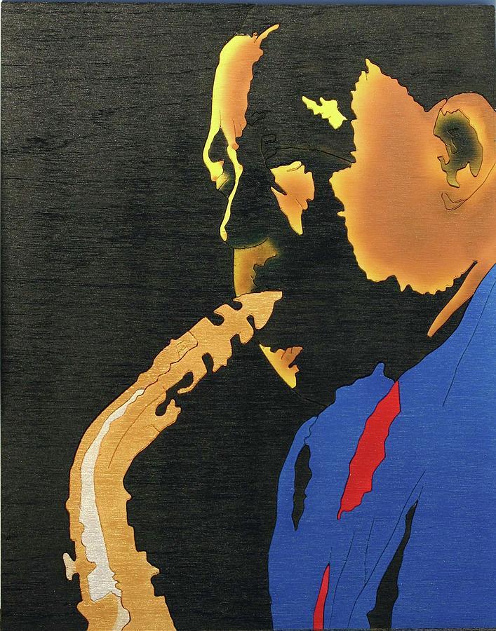 Charlie Parker  by Fred Gardner