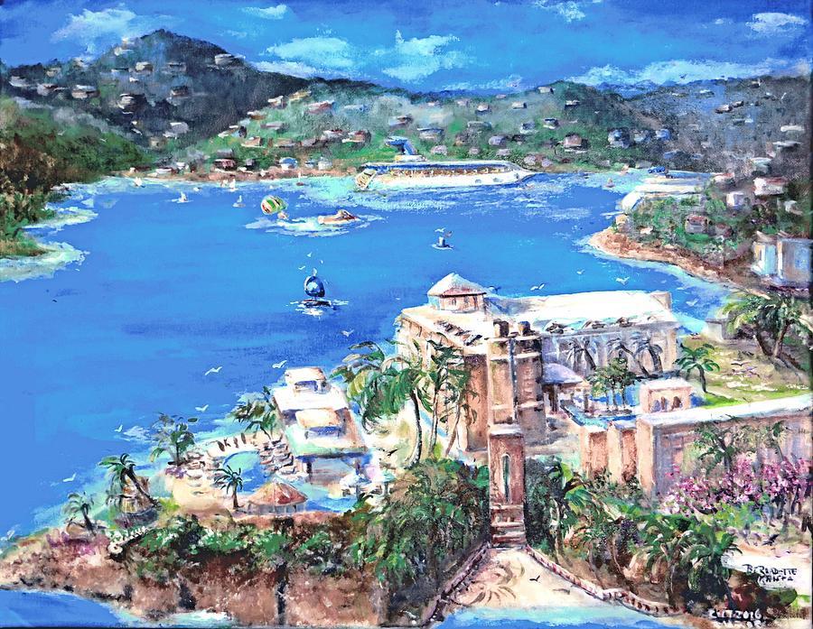 charlotte amalie marriott frenchmans beach resort st thomas us