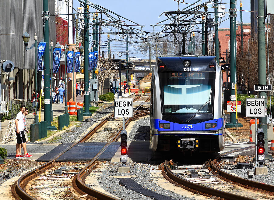 I'm saying goodbye to Charlotte, N.C. Here are the 7 ...