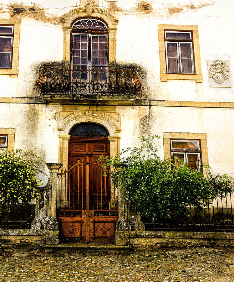 Charming House In Portugal Photograph