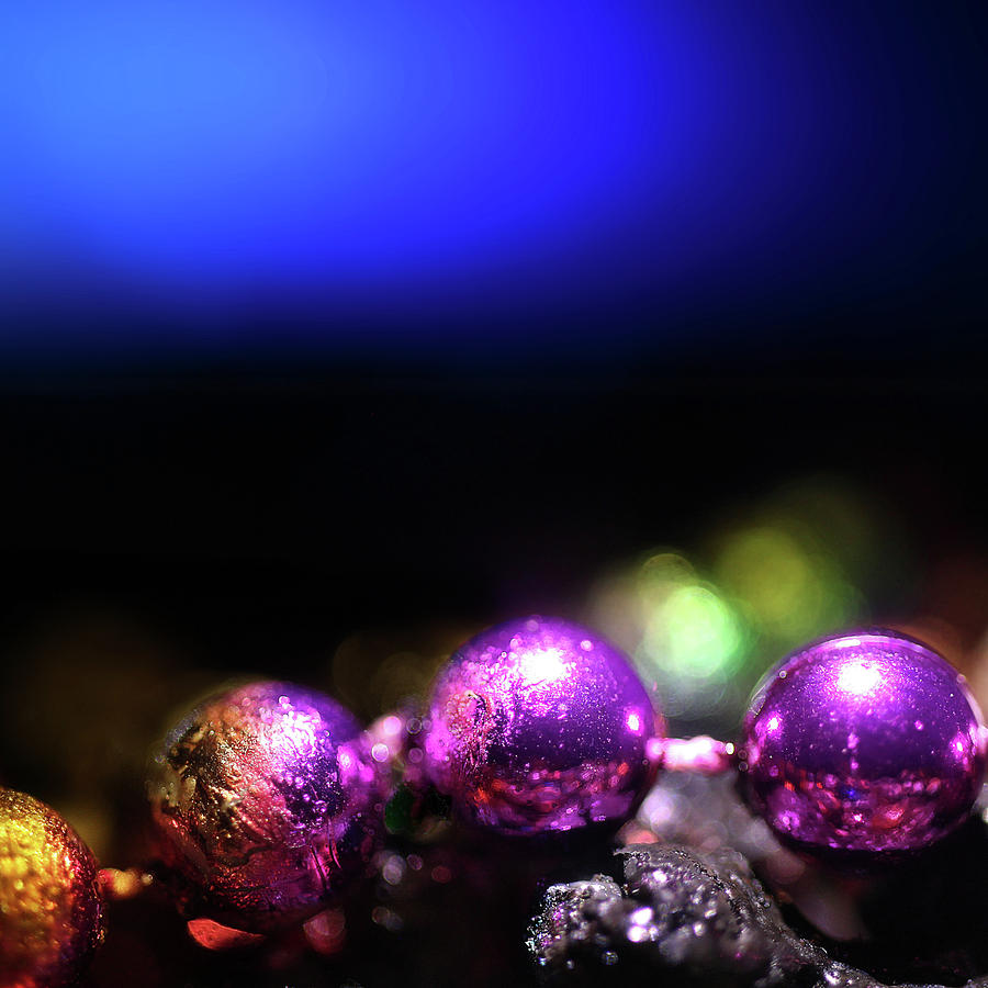 Charred Beads by Stephen Dorsett