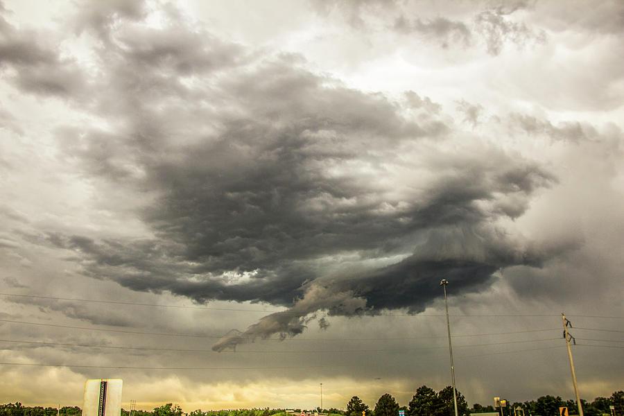 Cloudscape Photograph - Chasing Nebraska Stormscapes 044 by NebraskaSC