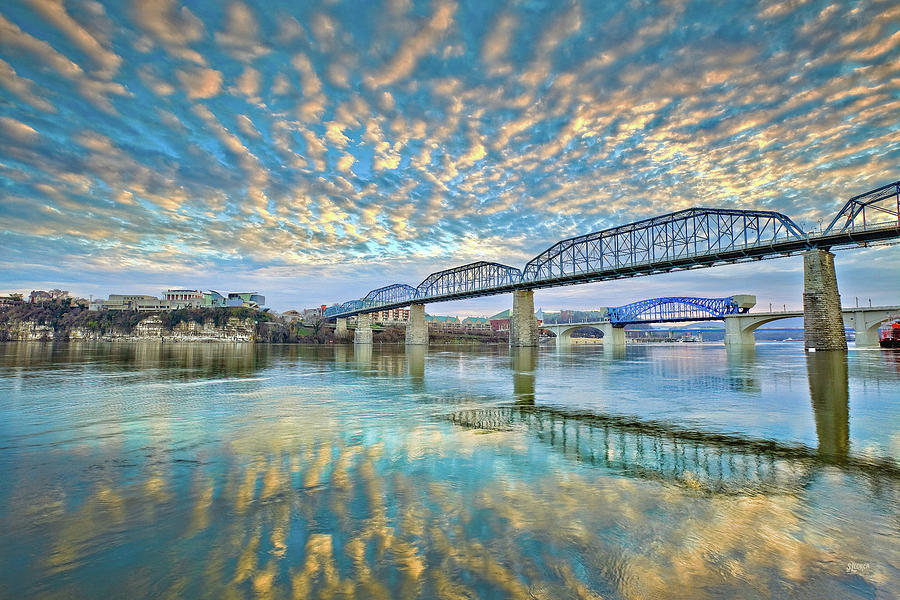 Chattanooga Has Crazy Clouds by Steven Llorca