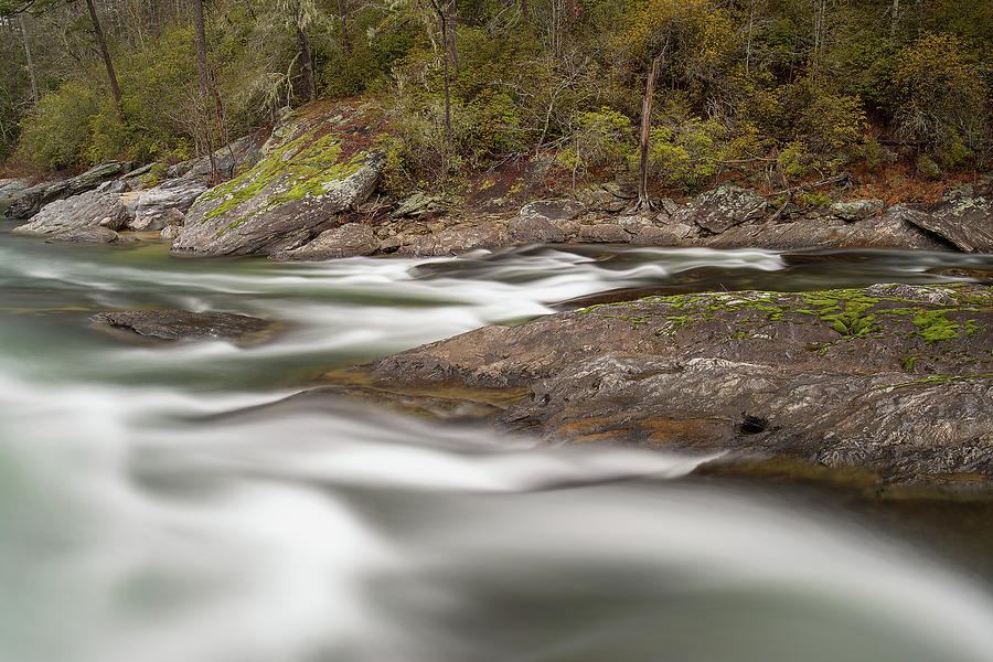 Chattooga River Photograph - Chattooga River 23 by Derek Thornton