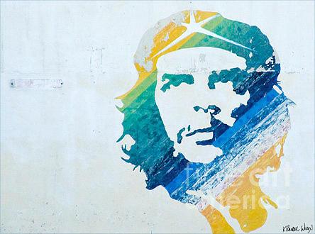 Che Photograph - Che by K Randall Wilcox