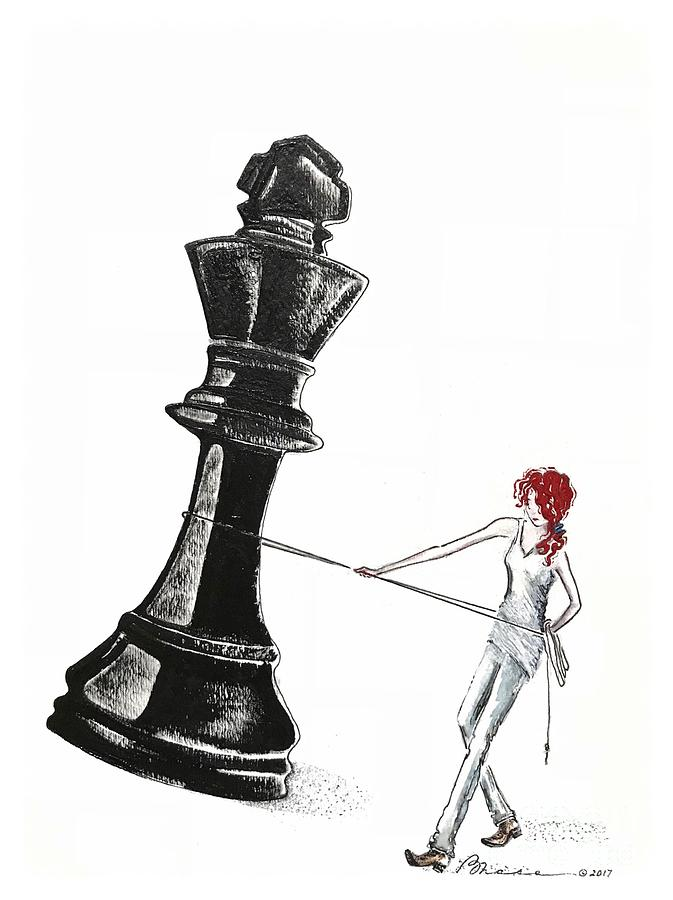 Checkmate by Barbara Chase