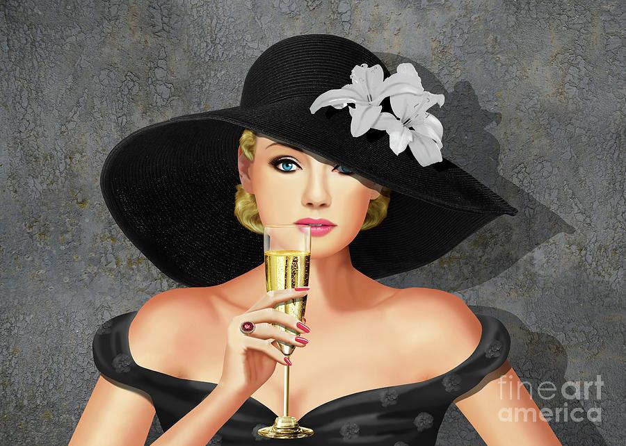 Cheers by Monika Juengling