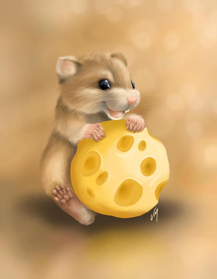 Cheese by Veronica Minozzi