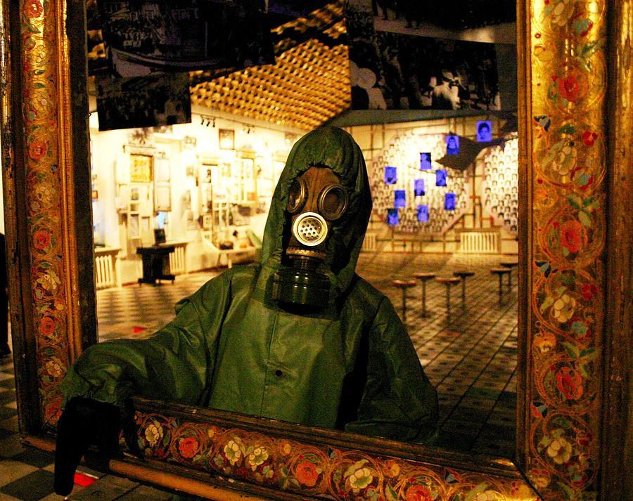 Nuclear Photograph - Chernobyl Icon by Juozas Mazonas