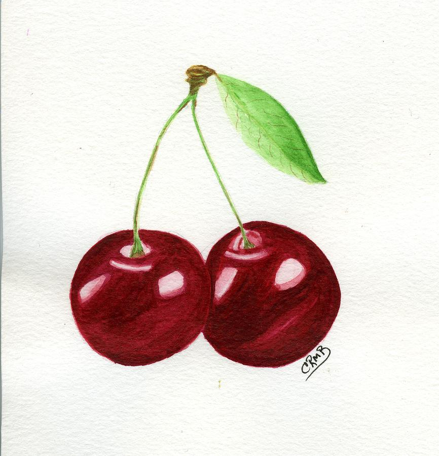 Cherries by Candace Bailly
