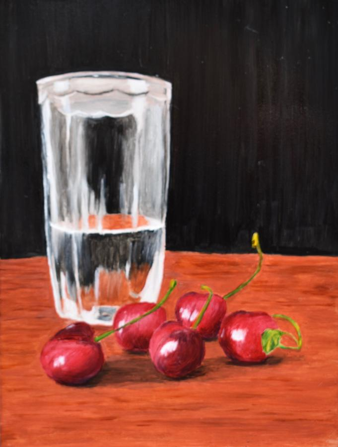 cherries by Emily Warren