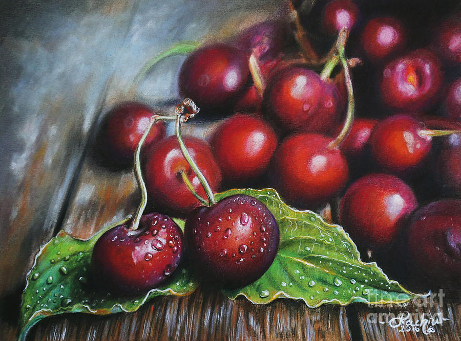 Cherries by Lachri