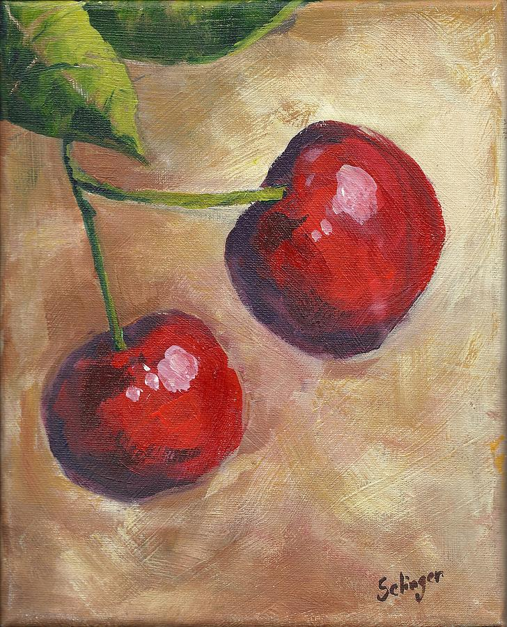Cherry Duo by Kathie Selinger