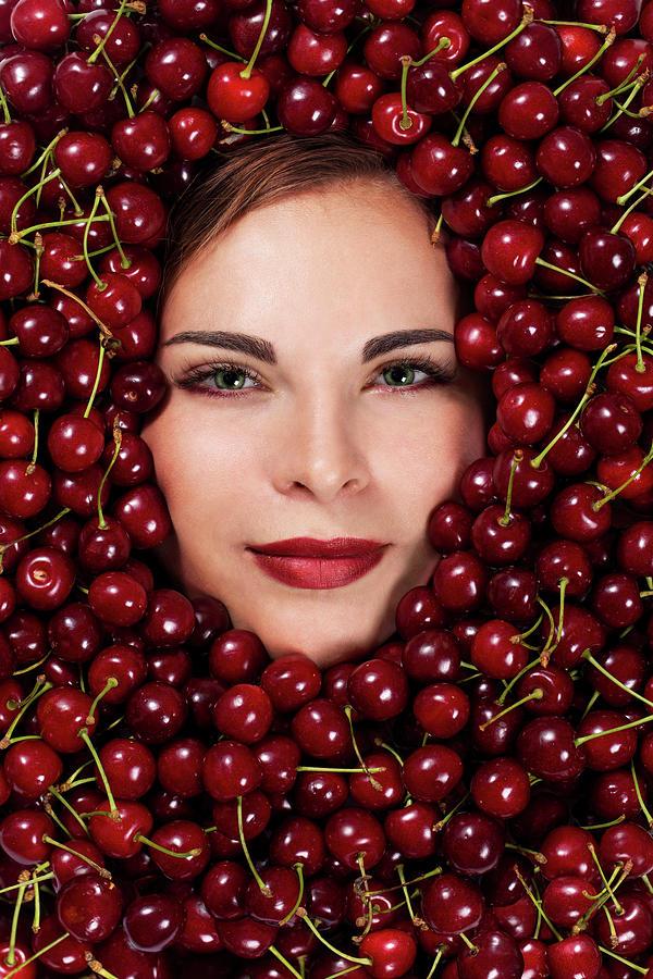 Cherry Mood Photograph